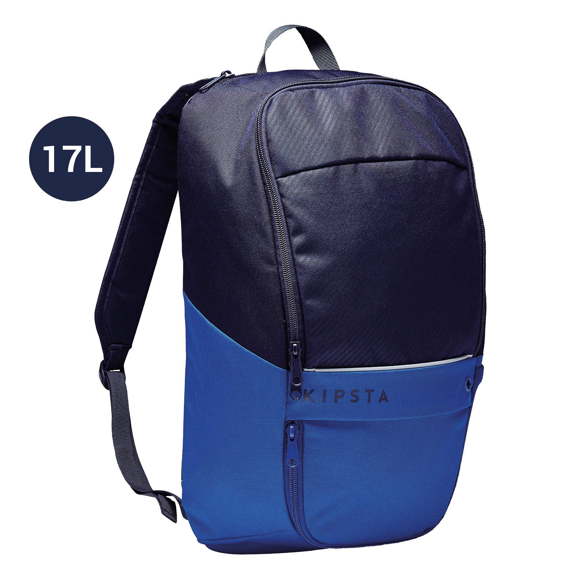 Classic 17 L Team Sports Backpack - Blue/Black/Indigo