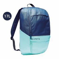 Mochila Deporte Kipsta Classic 17L Azul Turquesa