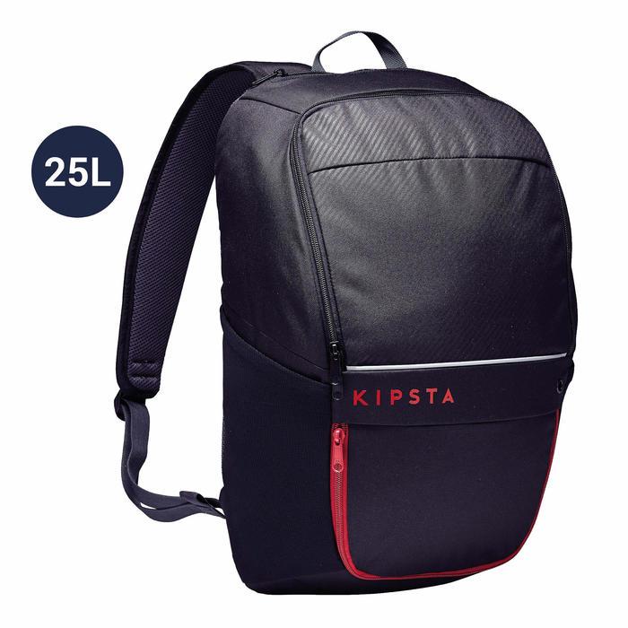 Sporttasche Rucksack Classic 25 Liter schwarz