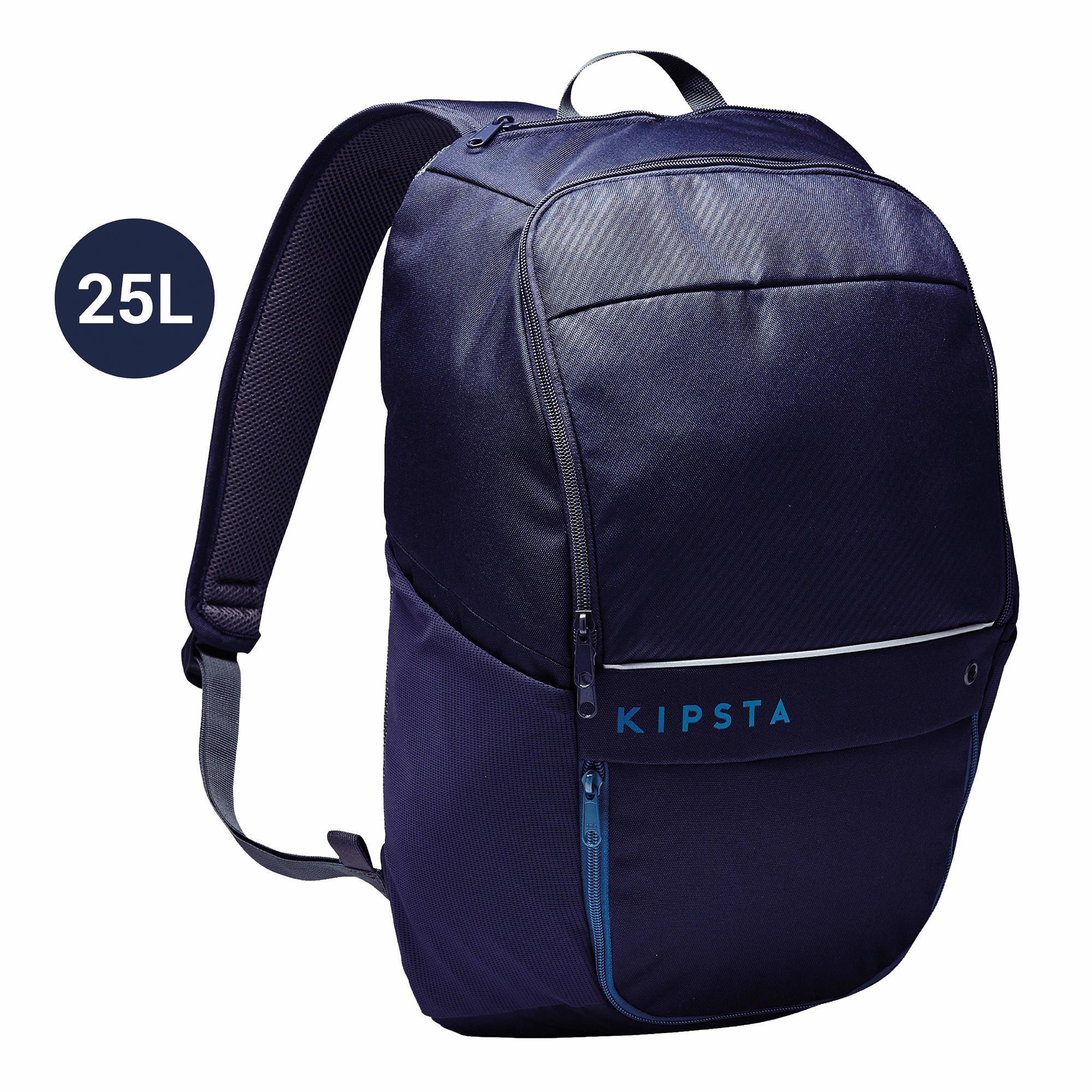 Kipsta Rugzak Classic 25 liter blauw