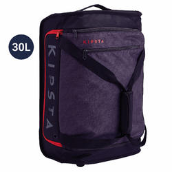 Classic 30 Litre Roller Bag - Red