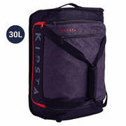 Sports Trolley Bag Essential 30L - Grey/Red