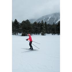 Collant de ski de fond femme coupe-vent XC S TIGHT 500 noir