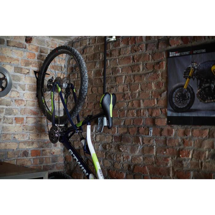 wandhalterung f r 1 fahrrad ttp decathlon. Black Bedroom Furniture Sets. Home Design Ideas
