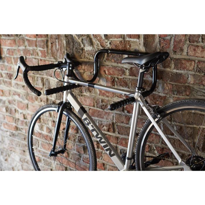 Muurdrager 320 voor 2 fietsen