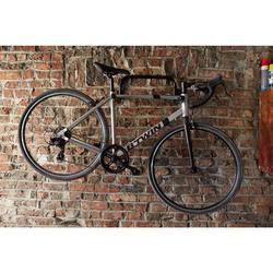 fahrrad wandhalterung f r zwei fahrr der b 39 twin decathlon. Black Bedroom Furniture Sets. Home Design Ideas