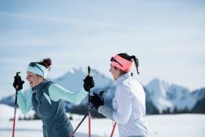 ski de fond pour les femmes