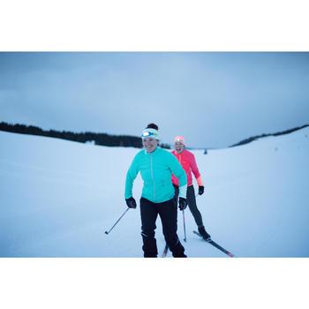 Bandeau de ski de fond adulte vert XC S HEAD 500