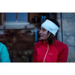 Oorwarmer voor langlaufen volwassenen 500 blauw