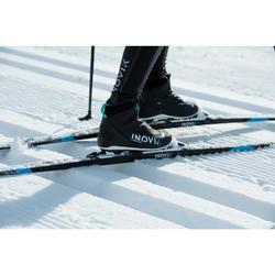 Esquí de fondo clásico con pieles adulto XC S SKI 500 SKIN