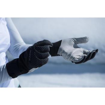 Gant léger de ski de fond - adulte XC S GLOVE 500 noir