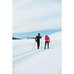 Thermobroek voor langlaufen voor dames XC S 100 Tight zwart