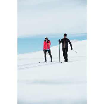 Bâtons de skis de fond adulte XC S POLE 530