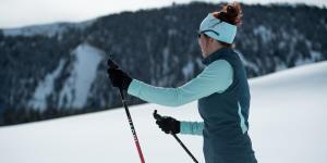 taille des bâtons de ski de fond