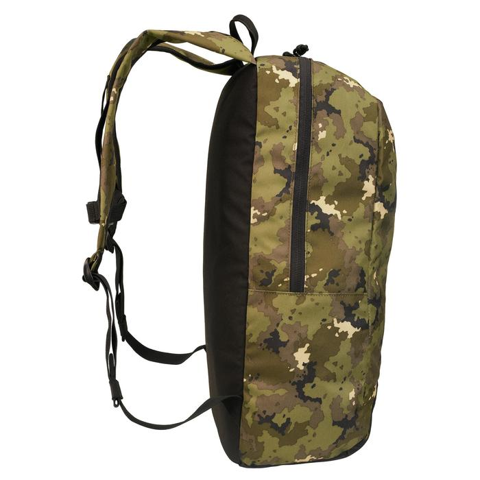 Sac A dos Chasse 20 Litres Camouflage Island Vert