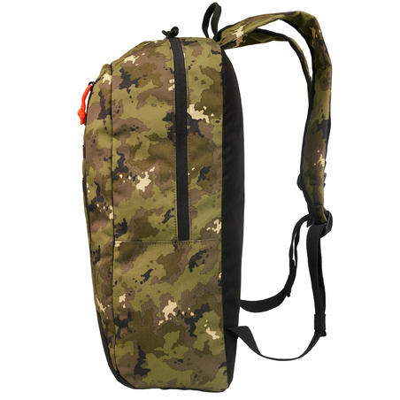 Hunting Backpack 20 Litre - Green Island Camouflage