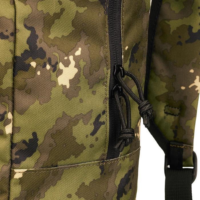 Jagdrucksack 20l camouflage grün