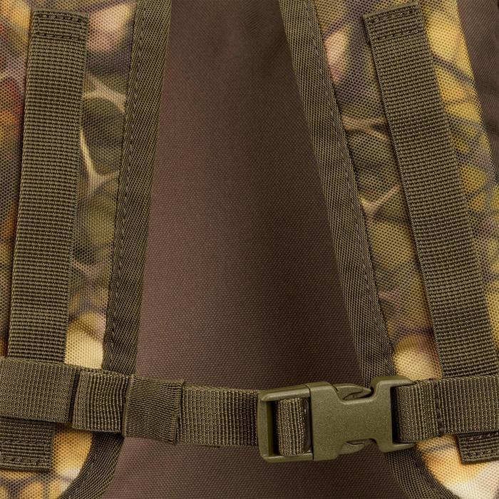 Rugzak voor de jacht 20 l camouflage Furtiv