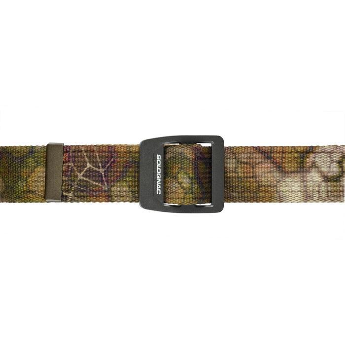 Cinturón Caza Solognac X-Access Hombre Camuflaje Sigilo
