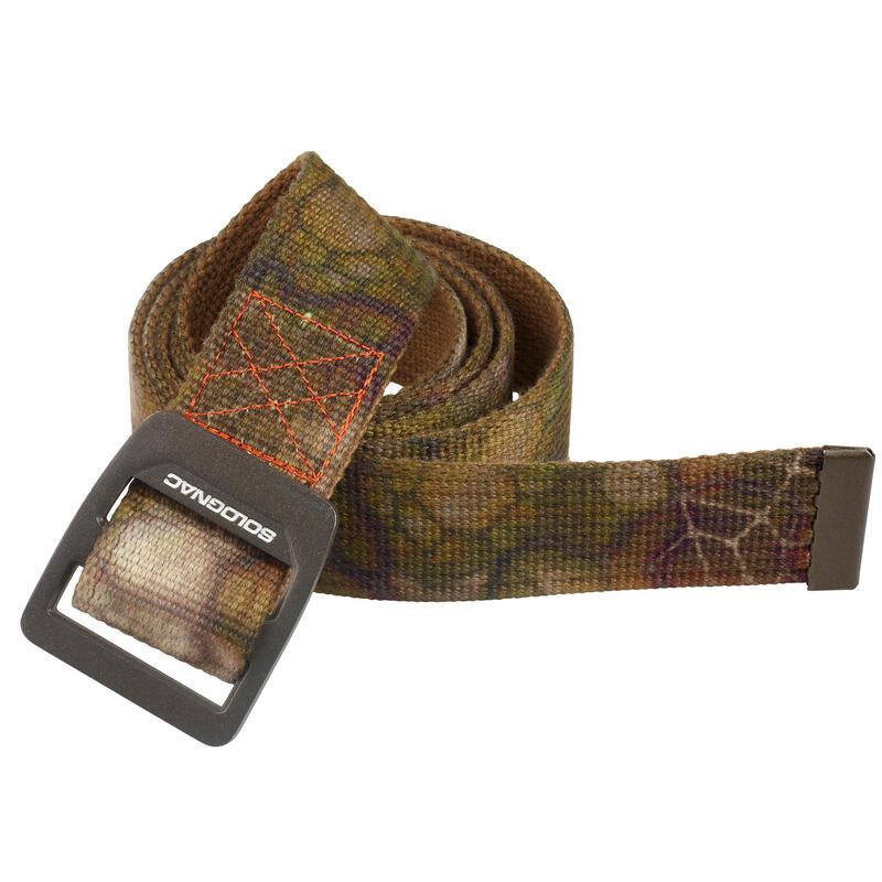 Cinturón Caza Solognac X-Access Adulto Camuflaje Sigilo