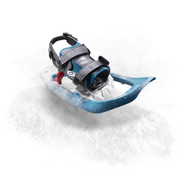 Raquettes à neige de randonnée Inuit SH500 Bleu - 1522452