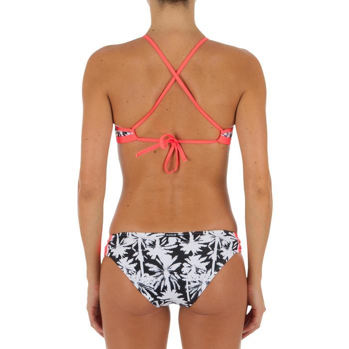 Sujetador de bikini para mujer top de surf con copas ANDREA MIAMI negro