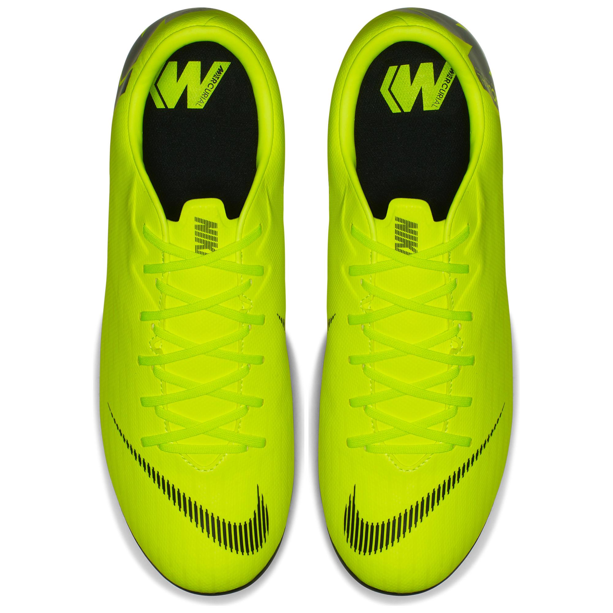 Football Chaussure Mercurial Mg De Vapor Adulte Xii Yf7gybv6
