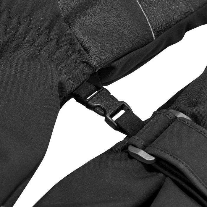 Skihandschoenen voor kinderen 500 zwart
