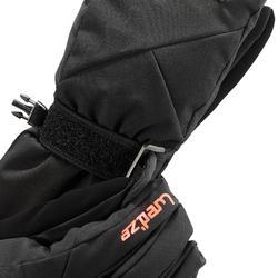 Skihandschoenen GL 500 voor kinderen zwart