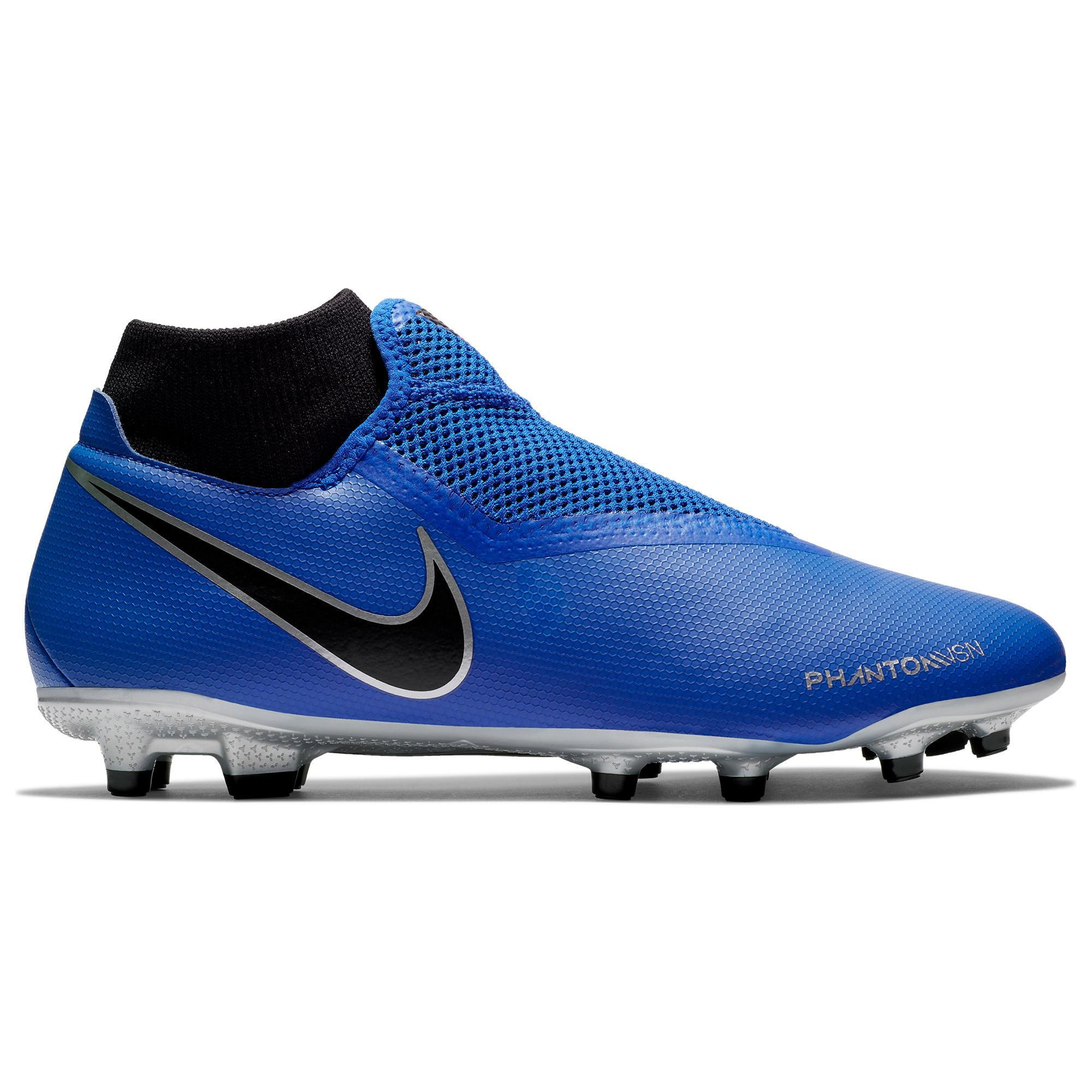 Phantom vision academy df mg voetbalschoenen blauw