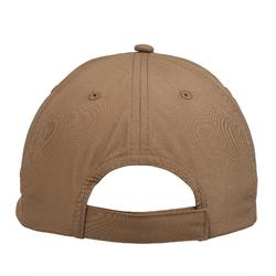 Gorra de caza light marrón