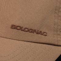 Light hunting cap brown