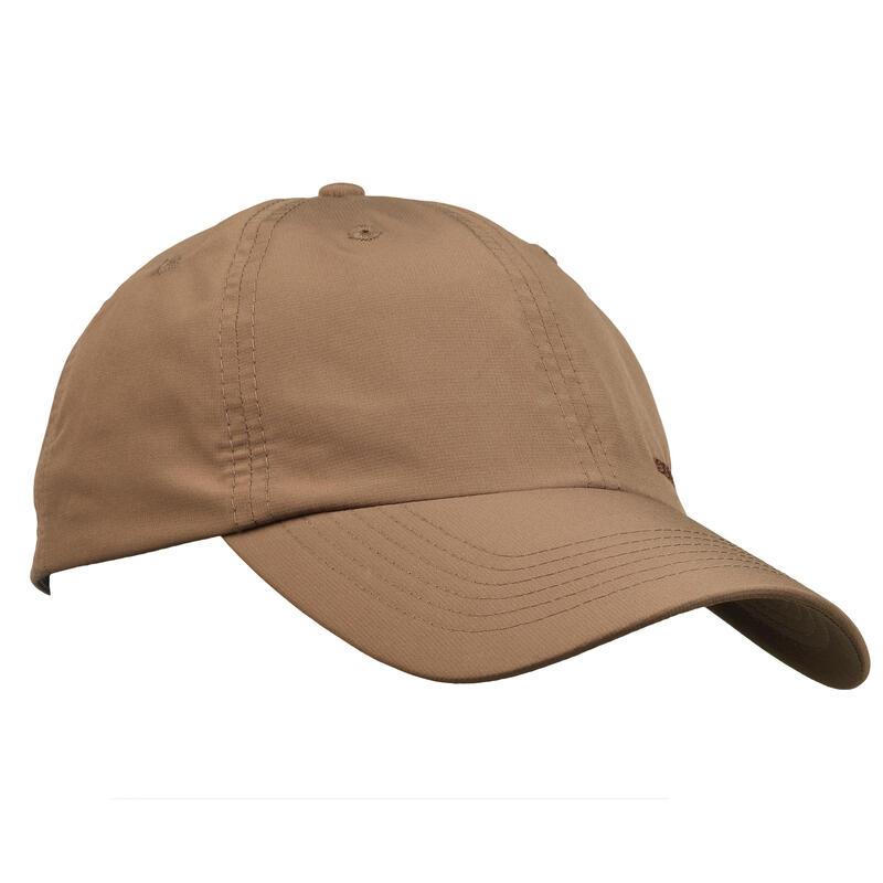 Lightweight hunting cap - brown