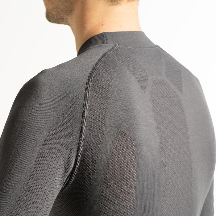 Winter fietsondershirt met lange mouwen en membraan voor heren