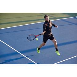 Tennisshirt voor heren Thermic 900 zwart