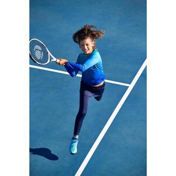 Tennisschoenen kinderen Artengo TS990 turquoise - 1523096