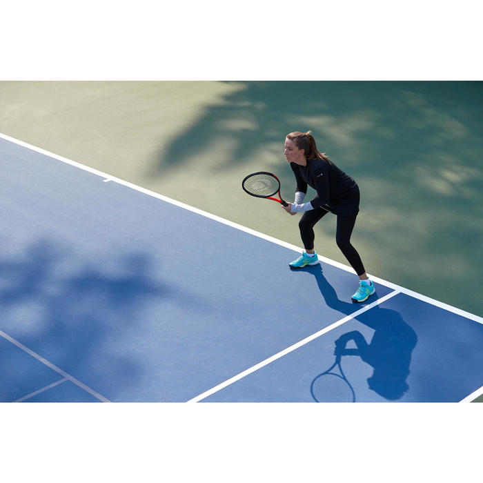 Langarmshirt Tennis Damen