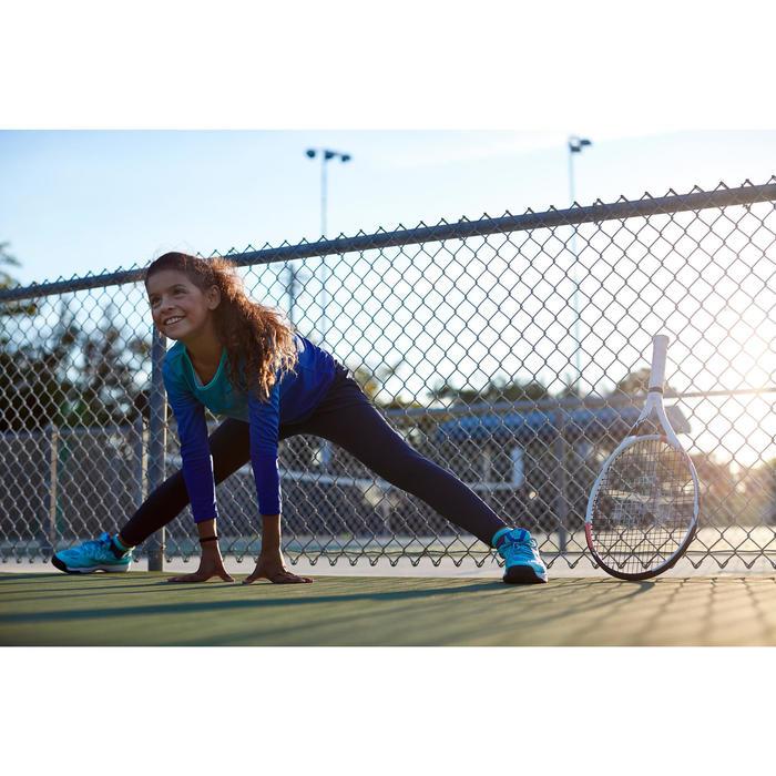 Tennisschoenen kinderen Artengo TS990 turquoise - 1523104