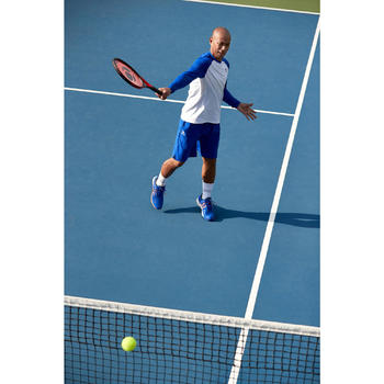 Tennisracket voor volwassenen TR560 Lite zwart