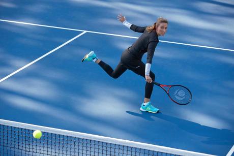 Tennis sport van de maand
