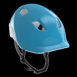 安全帽-自行車-兒童-藍