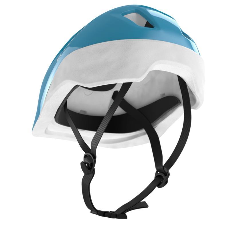 100 Kids' Cycling Helmet - Blue