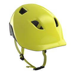 500 Kids' Cycling Helmet - Neon