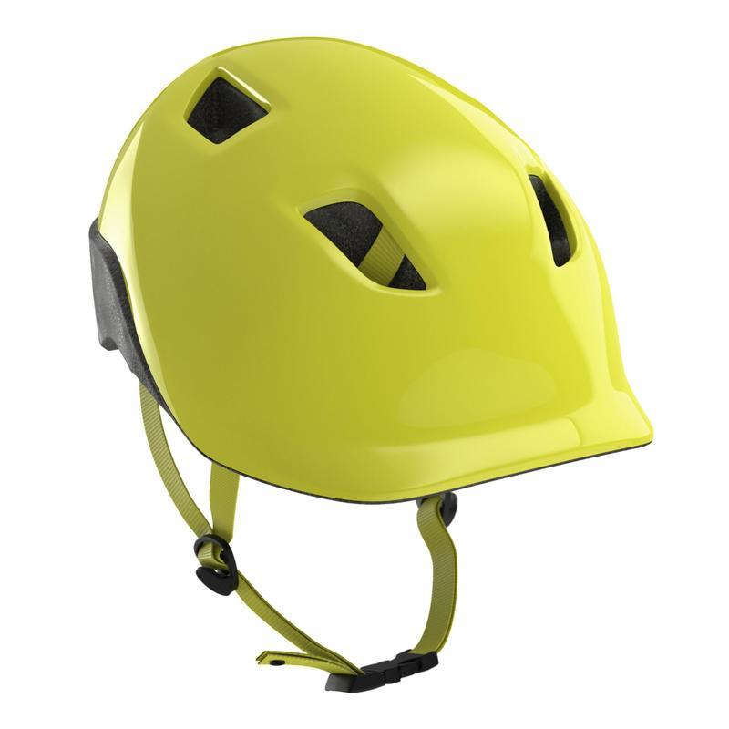 Kids' Cycling Helmet 500 - Neon