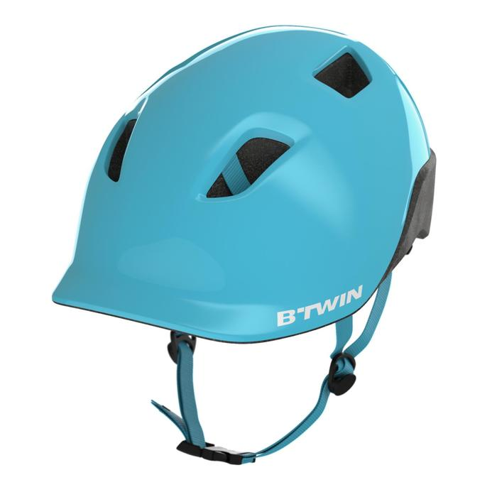500 Kids' Cycling Helmet - Turquoise