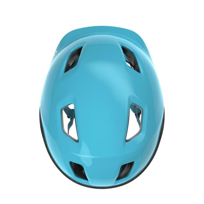 Casque vélo enfant 500 TURQUOISE