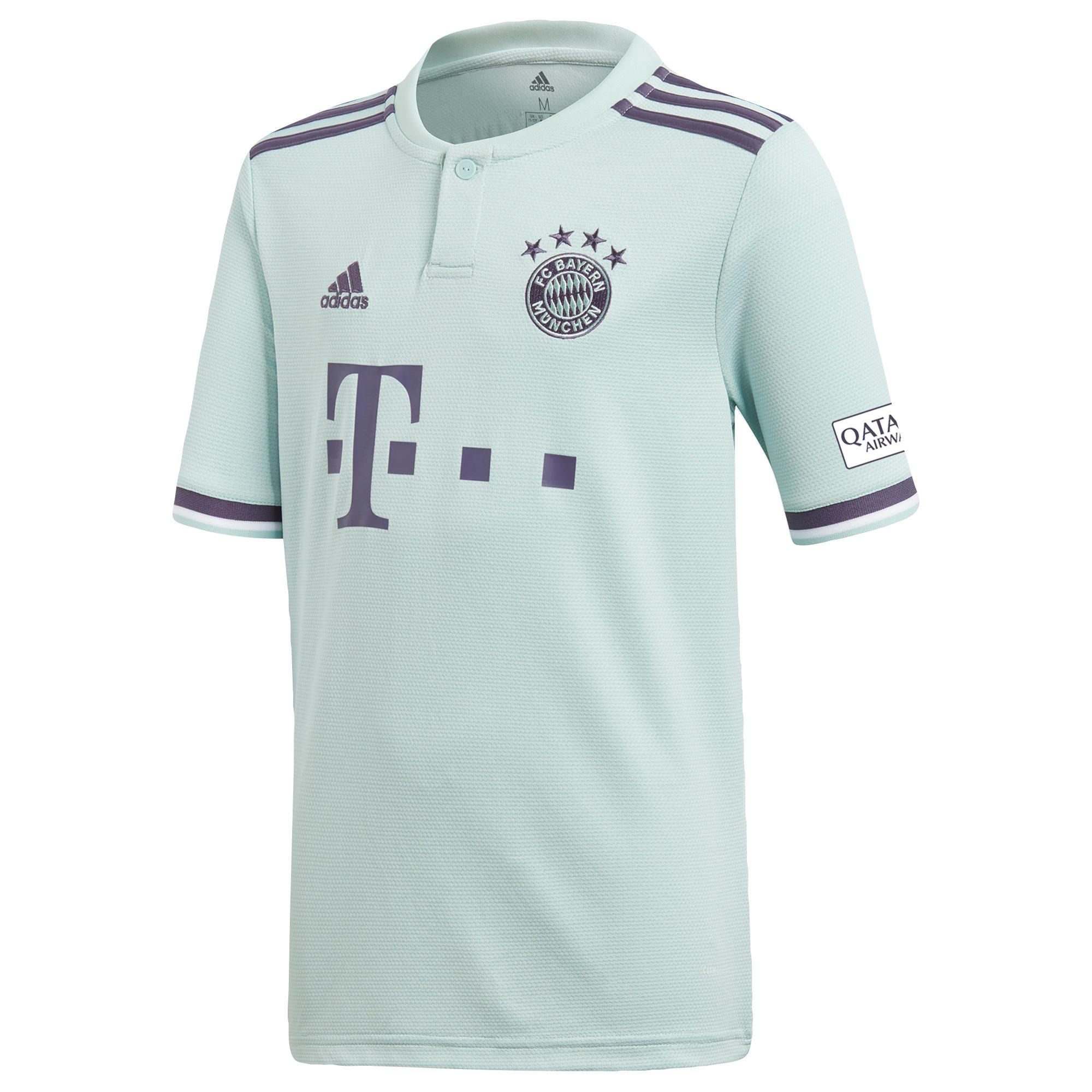 Fußballtrikot Bayern München Erwachsene   Sportbekleidung > Trikots > Fußballtrikots   Adidas