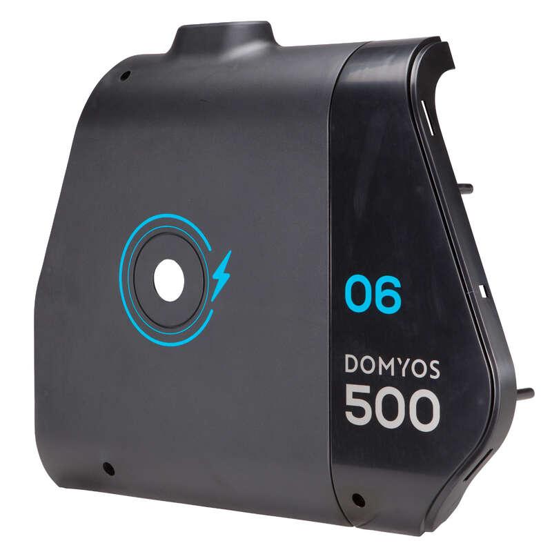 PLASTDEL CYKEL VE-VM-VA Fitness - Skydd vänster FEB 500 DOMYOS - Fitnessmaskiner