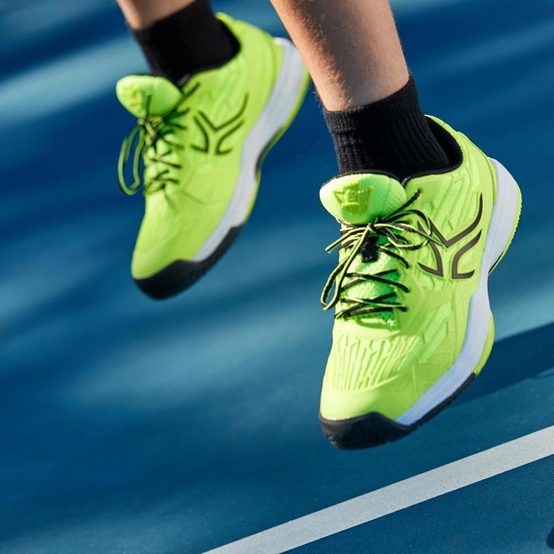 如何選擇你孩子的網球鞋?