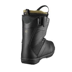 Snowboard Boots Faction Zone Lock All Mountain Herren schwarz